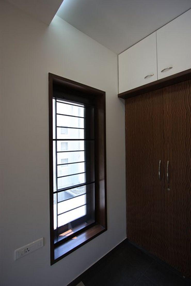 Ansari Architects Вікна