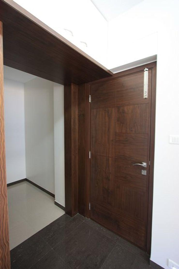 Ansari Architects Спальня
