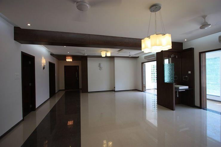 Ansari Architects Вітальня