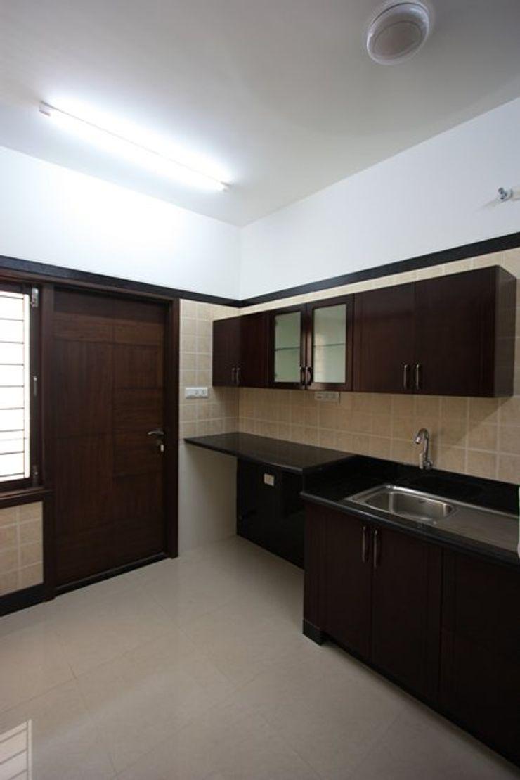 Ansari Architects Кухня