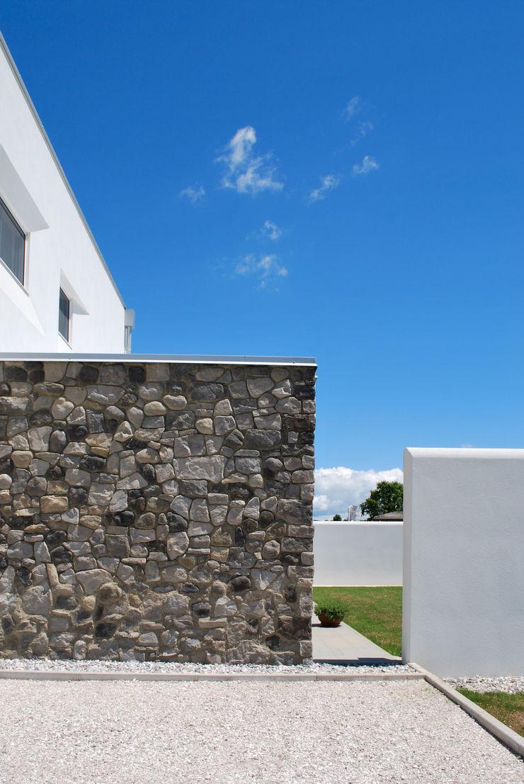 Margherita Mattiussi architetto Casas modernas Piedra