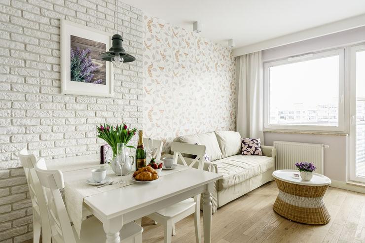 Anna Serafin Architektura Wnętrz غرفة المعيشة