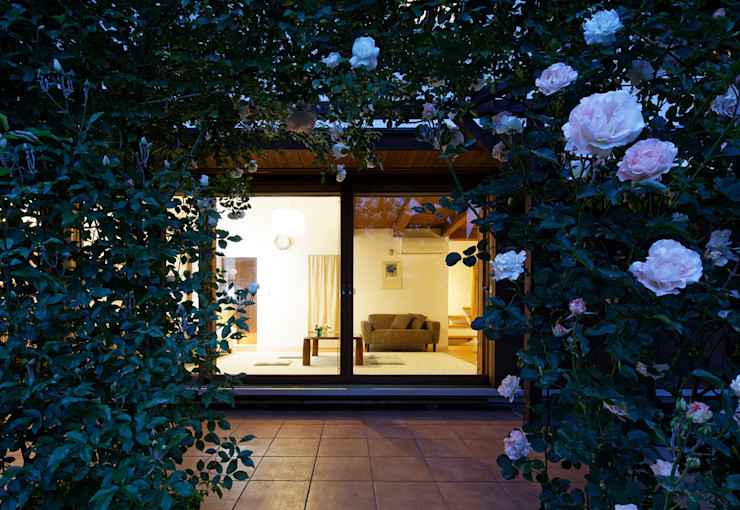 岩川アトリエ Moderne Häuser