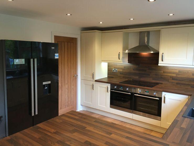 Mr Mrs W Design 4 living UK Cozinhas modernas