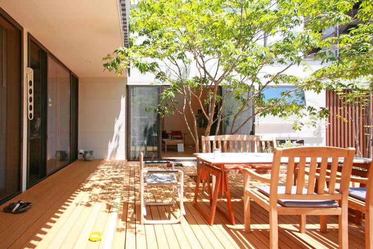 設計事務所アーキプレイス Modern Terrace