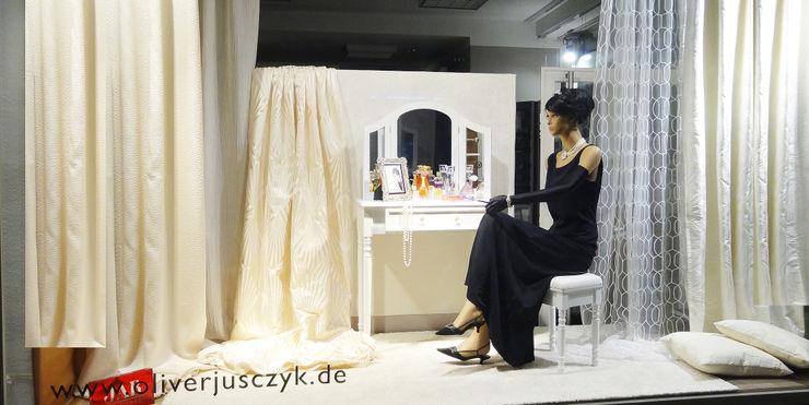JUSCZYK raum+ausstattung Dressing roomAccessories & decoration Amber/Gold