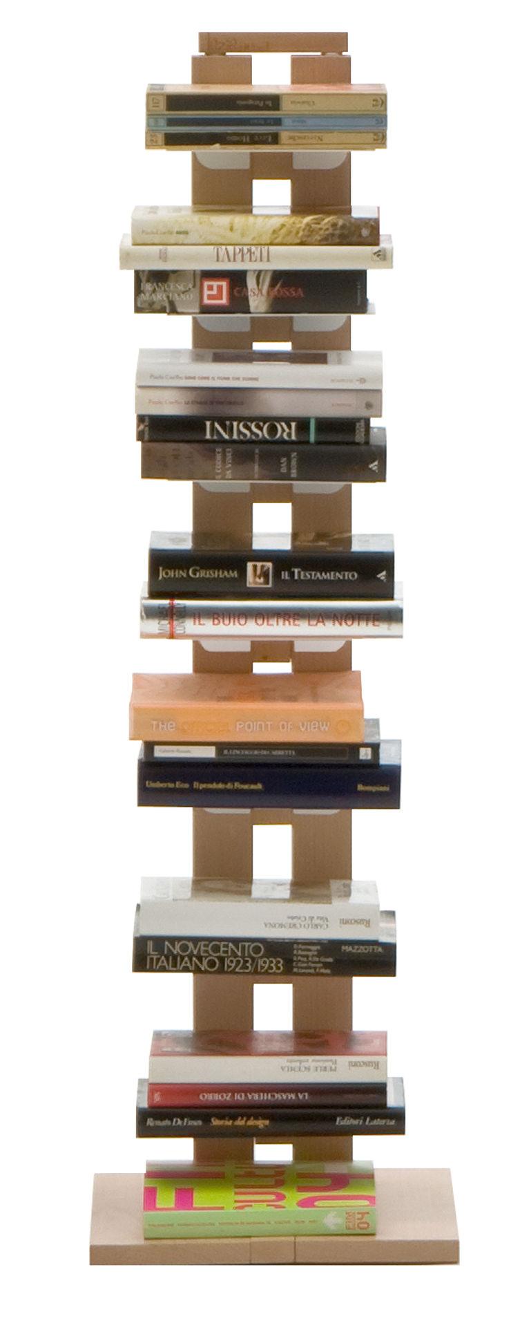 Zia Ortensia | Column bookshelf | h 105 cm Le zie di Milano HogarArtículos del hogar Madera maciza Acabado en madera