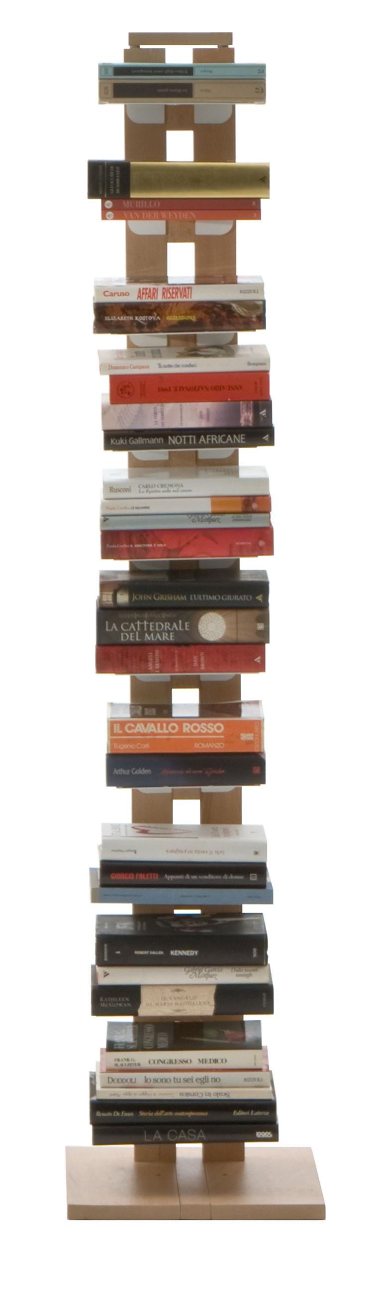Zia Ortensia | Column bookshelf | h 150 cm Le zie di Milano HogarArtículos del hogar Madera maciza Acabado en madera