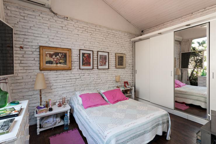 Pop Arq Industrial style bedroom