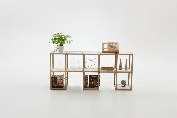 Le zie di Milano HouseholdHomewares Solid Wood Wood effect