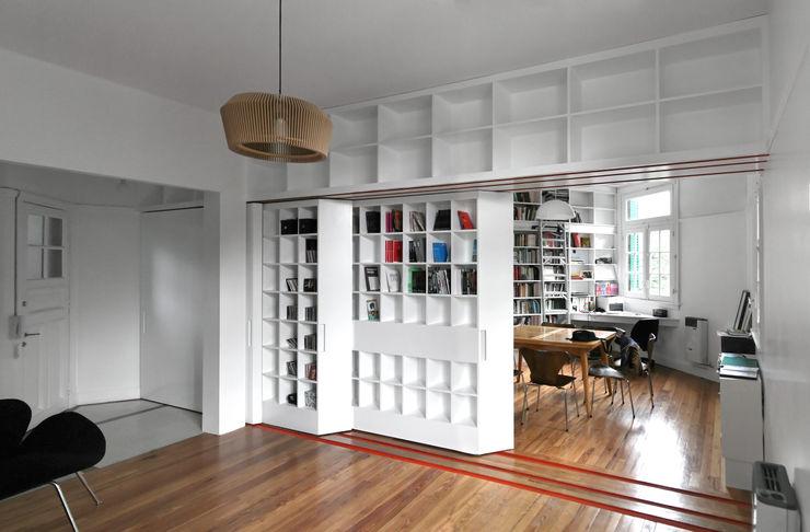 Pop Arq Study/office