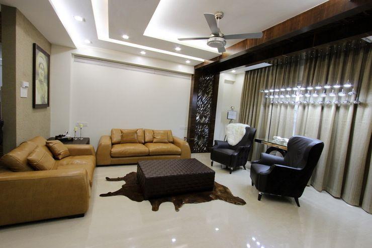 Mind Studio Salas de estilo moderno