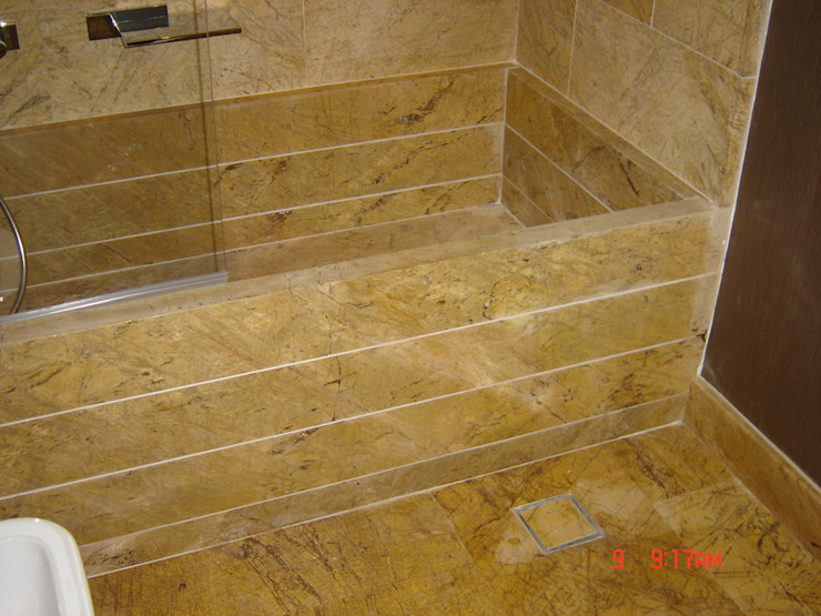 Grabados en Mármol S.L Classic style bathroom