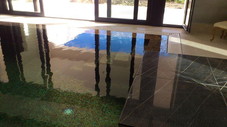 Grabados en Mármol S.L Modern pool
