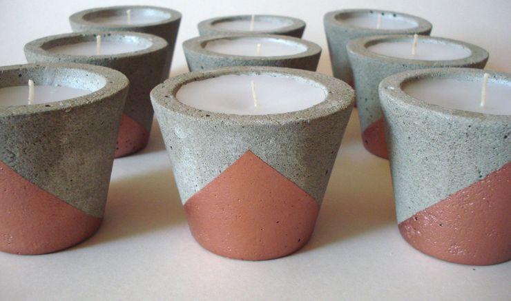 BODOQUE - Diseño en Concreto HouseholdAccessories & decoration Metallic/Silver