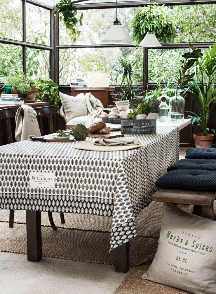 Urban Jungle by H&M Home Promenart Sala da pranzoStoviglie & Bicchieri