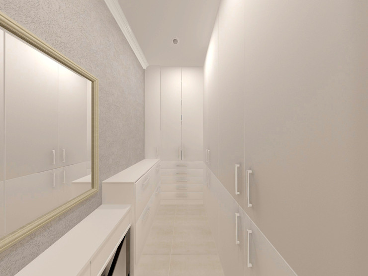 Андреева Валентина Classic style dressing room