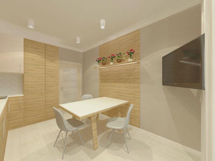 Андреева Валентина Classic style kitchen