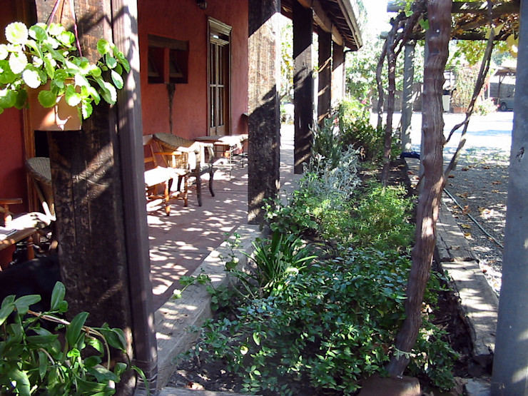ALIWEN arquitectura & construcción sustentable - Santiago Rumah tinggal