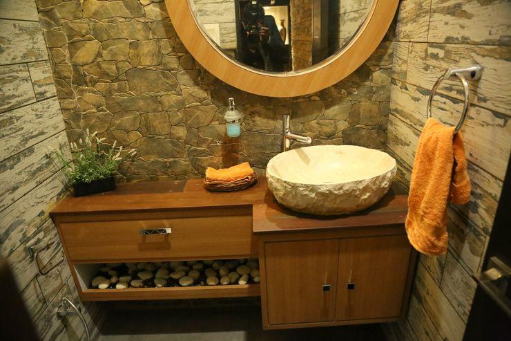 Aayam Consultants Modern Bathroom