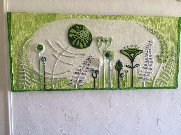 tanya zaichenko ArtworkPictures & paintings Green