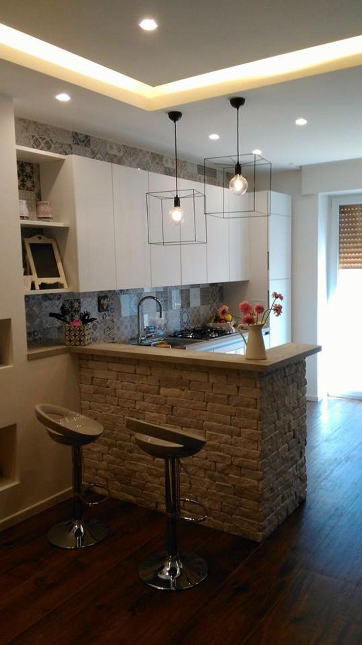 Compact kitchen Cucine e Design CucinaIlluminazione