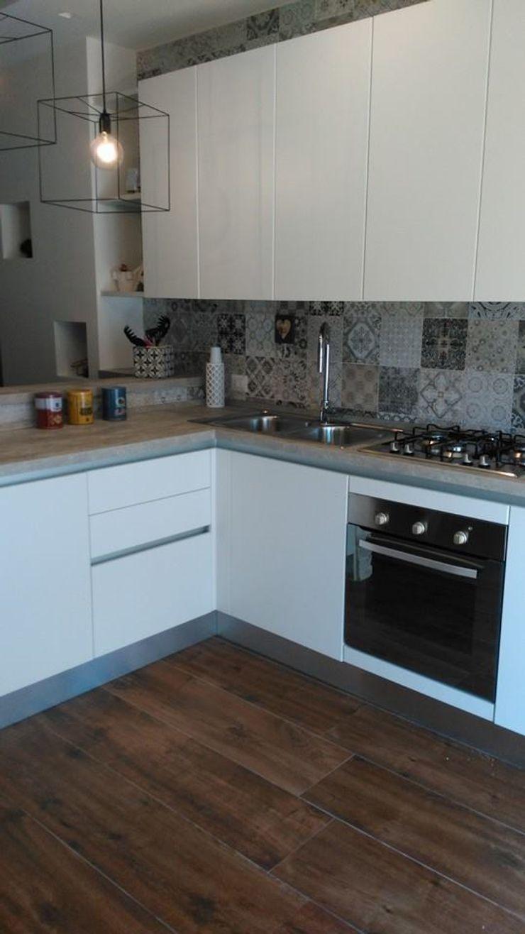 Compact kitchen Cucine e Design CucinaPiani di lavoro