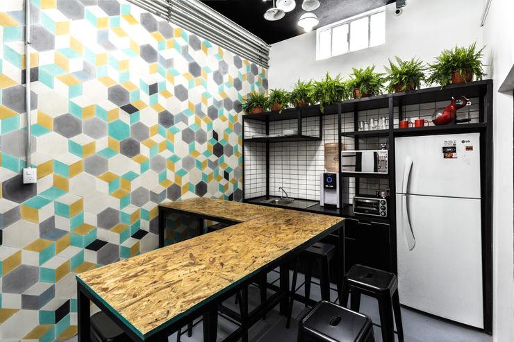 DOSA STUDIO KitchenCabinets & shelves