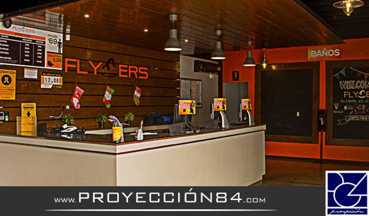 PROYECCIÓN 84 Modern event venues
