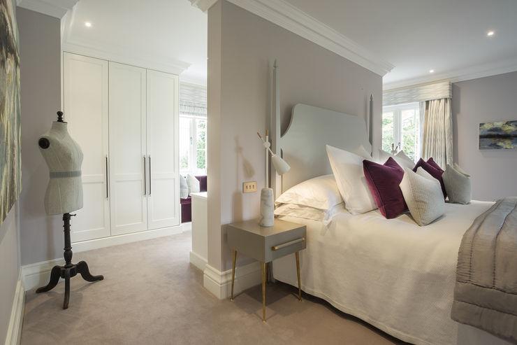 Master Bedroom Studio Hooton Modern style bedroom