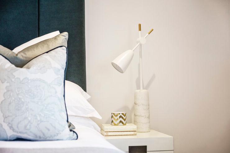 Master Bedroom Details Studio Hooton Modern style bedroom