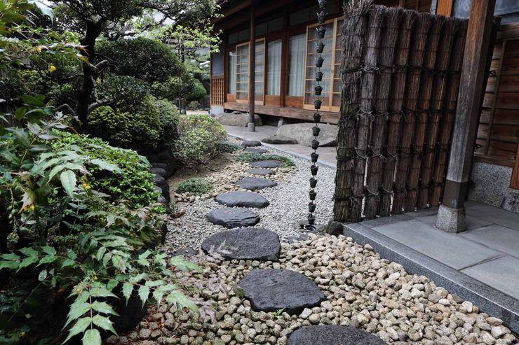 杉田造園 株式会社 Asian style gardens Stone