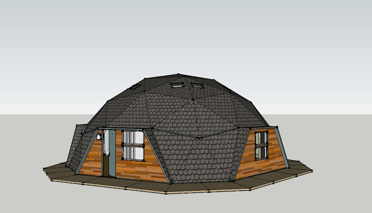 smart domos Modern Houses