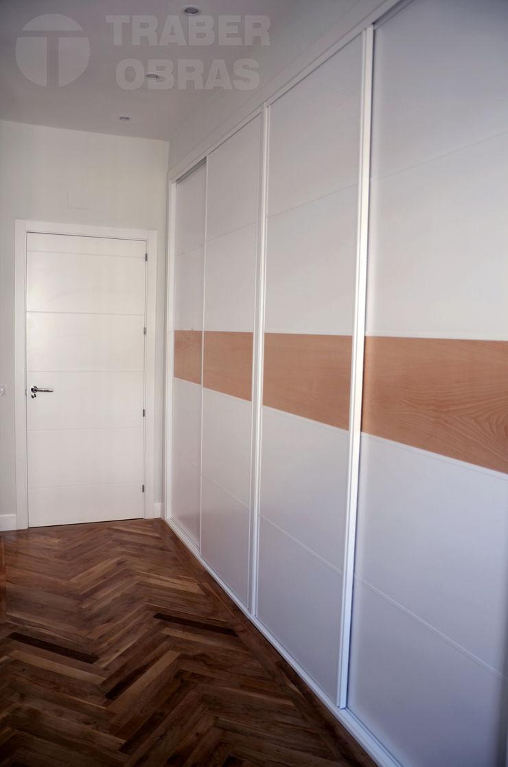 Traber Obras Minimalist bedroom