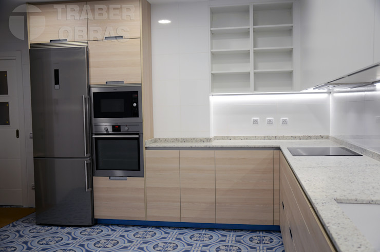 Traber Obras Kitchen