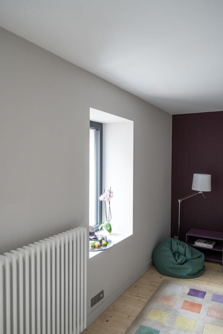 Jean-Paul Magy architecte d'intérieur Modern nursery/kids room