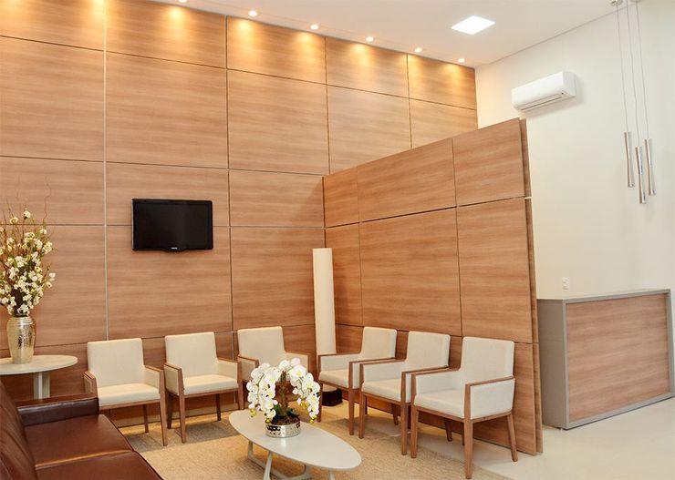 Érica Pandolfo - arquitetura / interiores Clinics