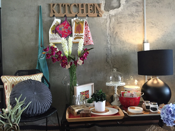 Talisma Eclectic style kitchen