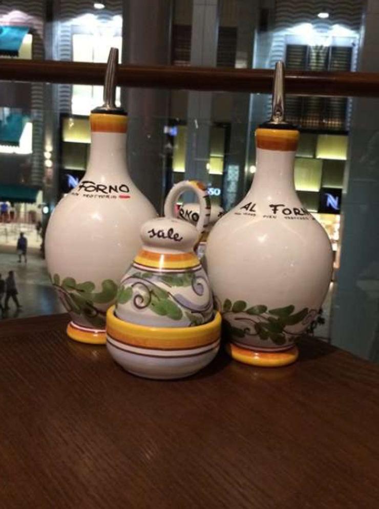 CEAR Ceramiche Azzaro & Romano Srl HouseholdStorage Ceramic Multicolored