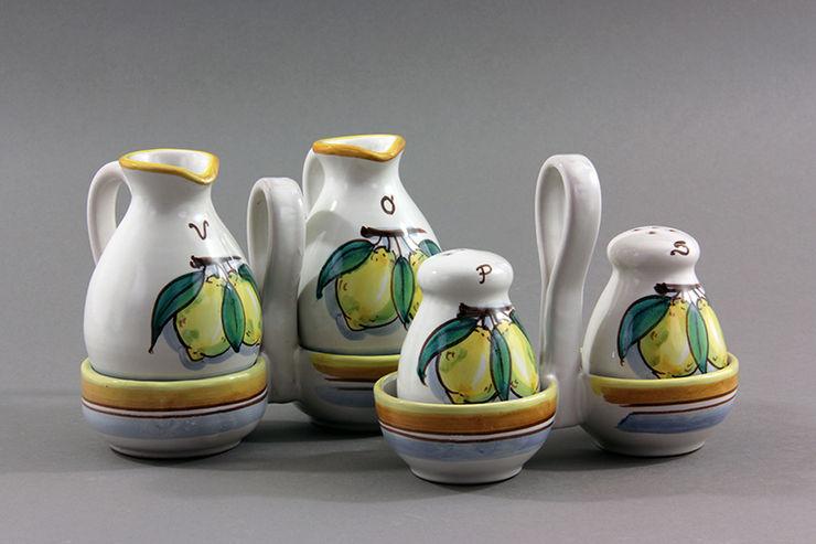 CEAR Ceramiche Azzaro & Romano Srl KitchenCutlery, crockery & glassware Pottery Multicolored