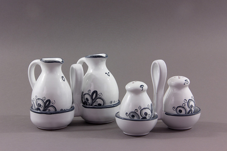 CEAR Ceramiche Azzaro & Romano Srl KitchenCutlery, crockery & glassware Ceramic Grey