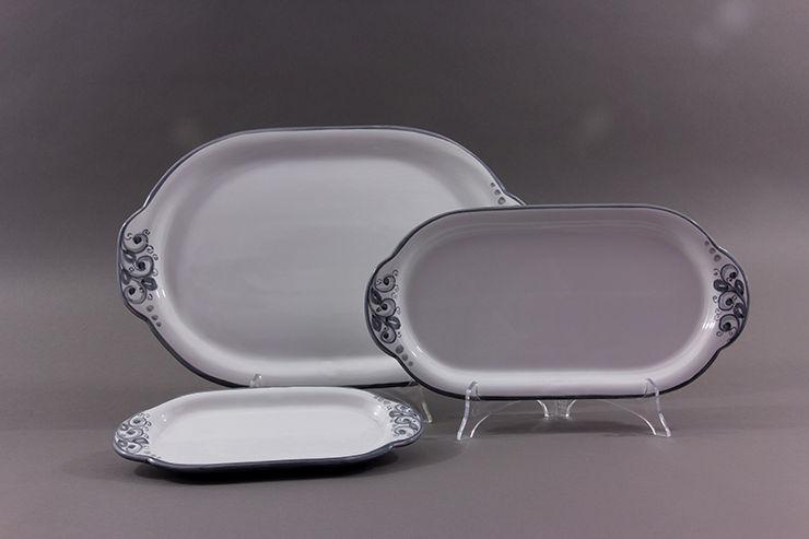 CEAR Ceramiche Azzaro & Romano Srl KitchenCutlery, crockery & glassware Pottery Grey