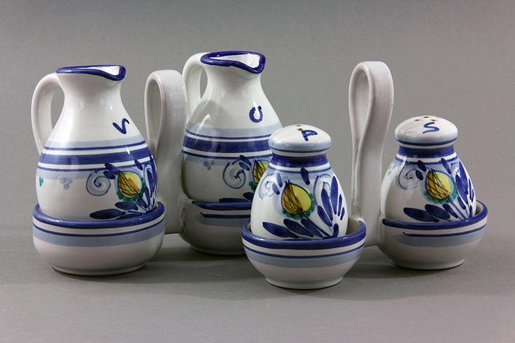 CEAR Ceramiche Azzaro & Romano Srl HouseholdHomewares Ceramic Blue