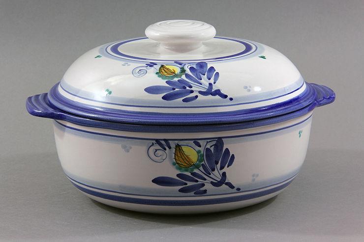 CEAR Ceramiche Azzaro & Romano Srl KitchenCutlery, crockery & glassware Ceramic Blue