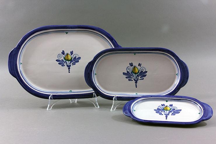 CEAR Ceramiche Azzaro & Romano Srl HouseholdHomewares Pottery Blue