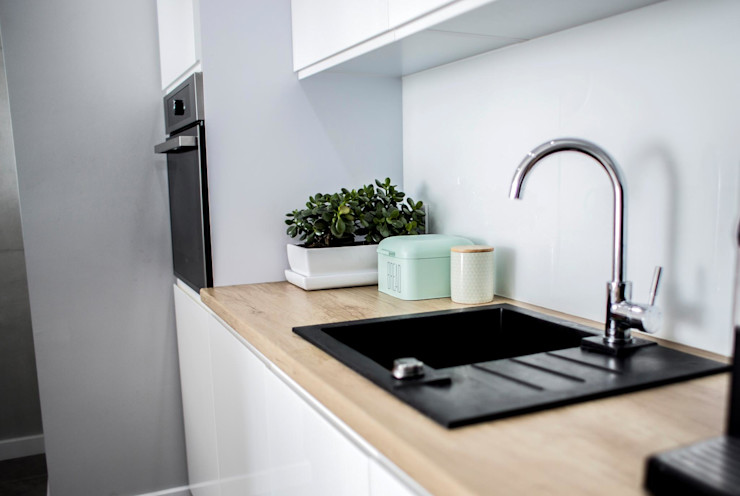 Pika Design 現代廚房設計點子、靈感&圖片