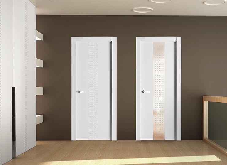 Puertas Castalla Windows & doors Doors Kayu White
