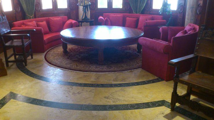 Grabados en Mármol S.L Classic style living room