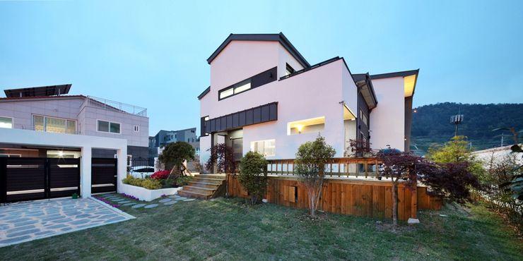 외관 윤성하우징 모던스타일 주택