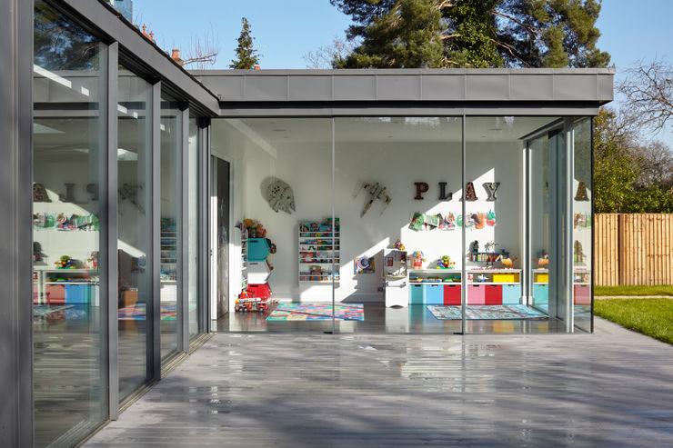Ashley Road IQ Glass UK Moderne Fenster & Türen